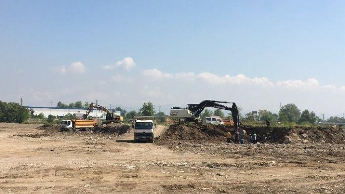 Melen Su Park Projesinde Çalışmalara Hız Verildi