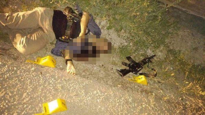 Siirt'te çatışma: 1 terörist öldürüldü, 1 astsubay yaralı