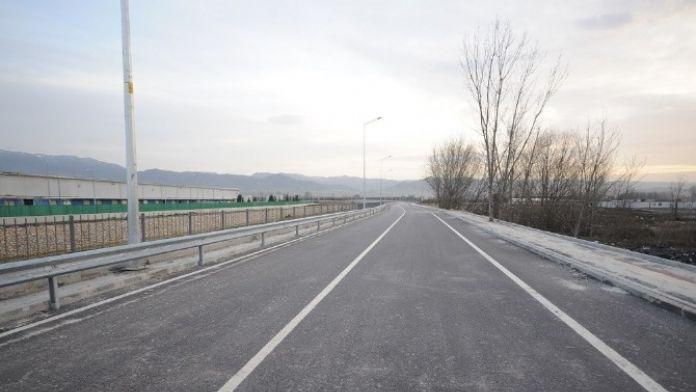 Başiskele'nin En Büyük AVM'sinin Modern Çevre Yolları