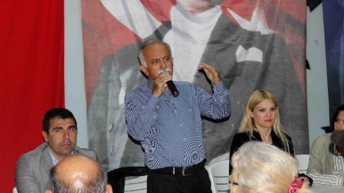 Başkan Hasan Karabağ Vatandaşlarla Buluştu