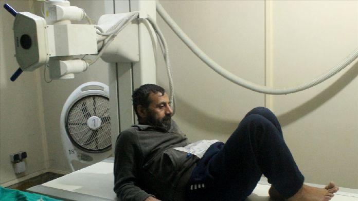 Esed rejimi hapishanelerindeki işkencenin felç bıraktığı Sur