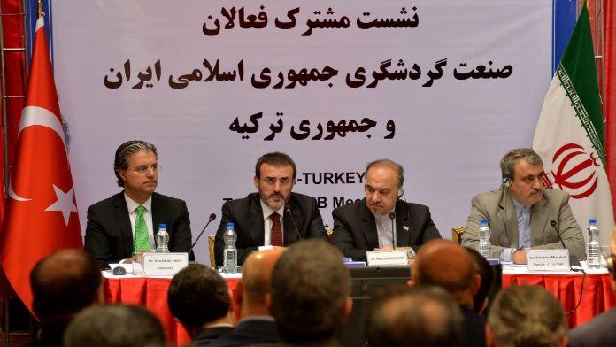 Bakan işi bitirdi: Türk yatırımcılar İran'da 10 otel yapacak