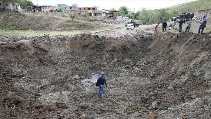 GÜNCELLEME - Diyarbakır'daki patlama