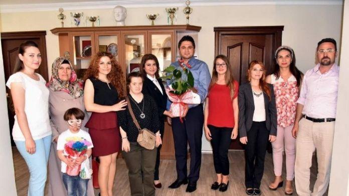 Özel Yaşam Eğitim'den Başkan Acar'a Ziyaret