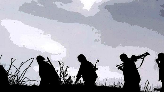Bölücü terör örügütünün elebaşları öldürüldü