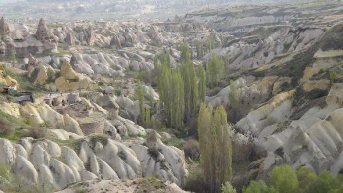Japonya Ulusal Televizyonu, Kapadokya belgeseli çekti