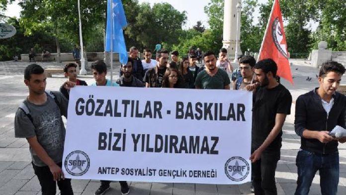 Gaziantep İddialı Protesto