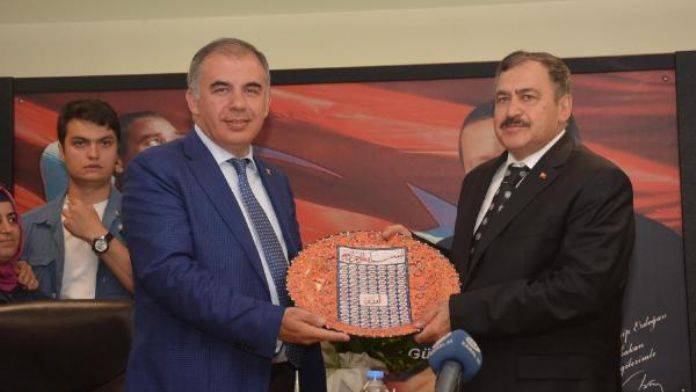 Eroğlu'ndan Kocaoğlu'na ÇED desteği (2)