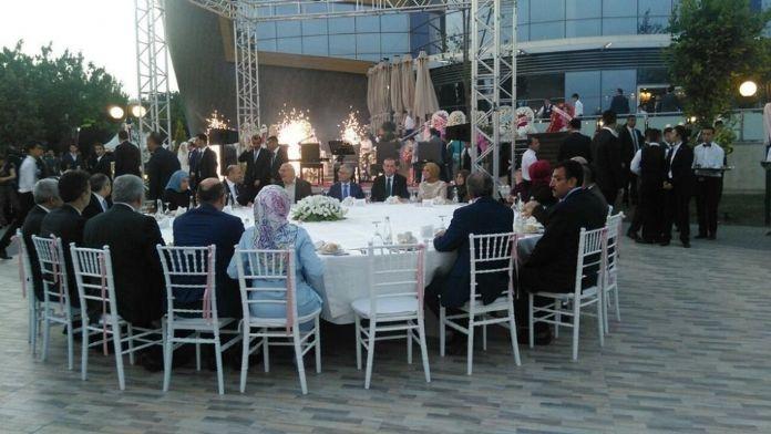 Erdoğan nikah şahidi oldu 13 Mayıs 2016 Cuma