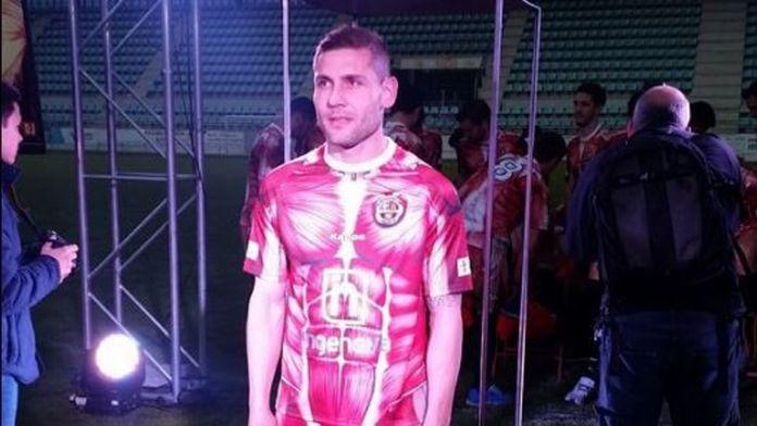 İspanyol takımın yeni formaları şaşırttı