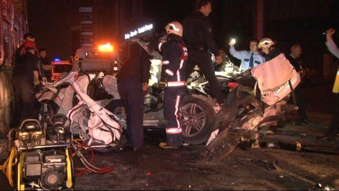 İstanbul'da kaza: İş adamı hayatını kaybetti