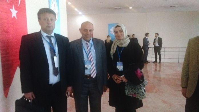 ADÜ MEB Yurt Dışı Burs Programı Çalıştayı'nda Temsil Edildi