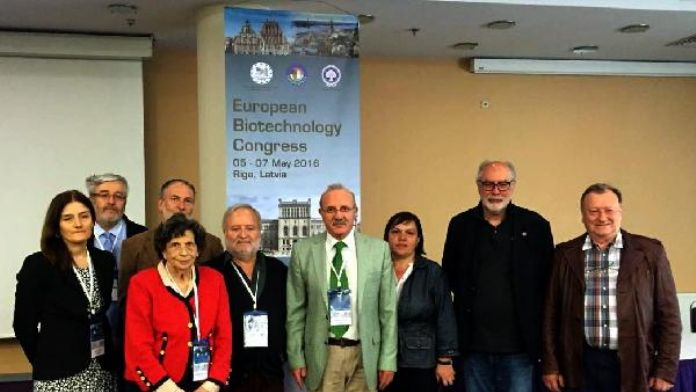 Türk bilim adamı 3'üncü kez Avrupa Biyoteknoloji Derneği Başkanı seçildi