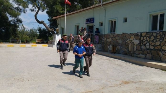 Jandarma Cinayeti Kısa Sürede Aydınlattı