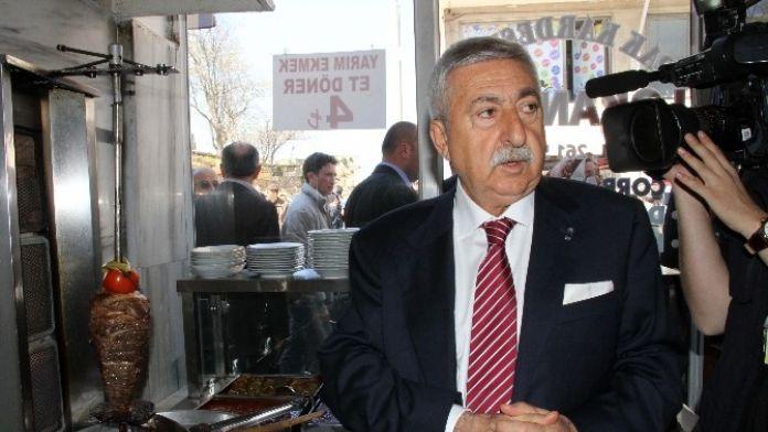 Tesk Genel Başkanı Bendevi Palandöken: 14 Mayıs 2016 Cumartesi