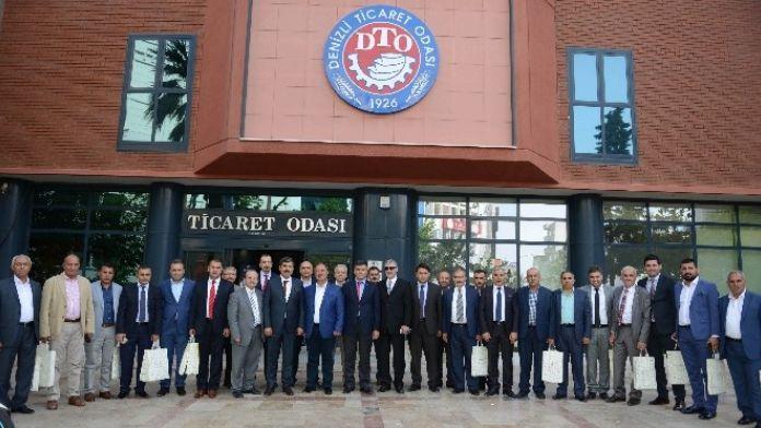DTO, Muş Ticaret Ve Sanayi Odası İle 'Kardeş Oda' Olacak
