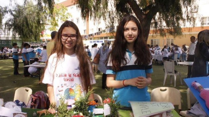 Öğrenciler Bilim Ve Kültür İçin Yarıştı