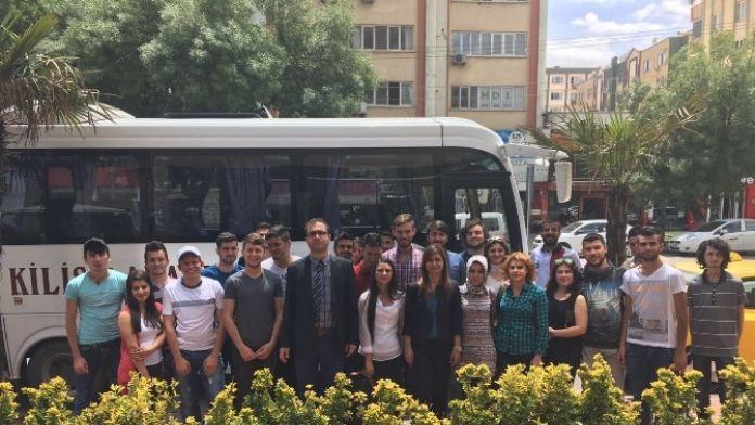 Üniversite Öğrencilerine Teknik Gezi