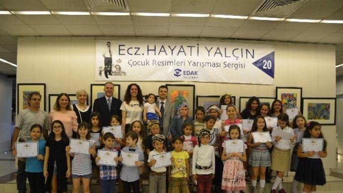 Eczacı Hayati Yalçın Çocuk Resimleri Yarışması Sonuçlandı