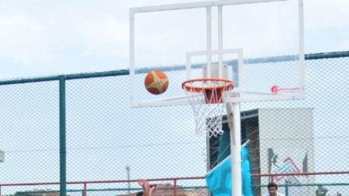 Nilüfer'de Basketbol Şöleni