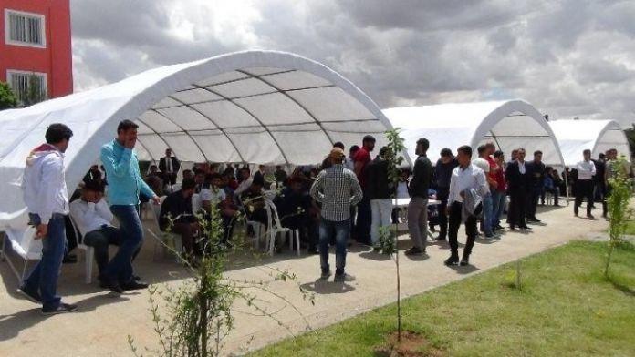 Ceylanpınar'da Bekçi Alım Sınavı İptal Edildi