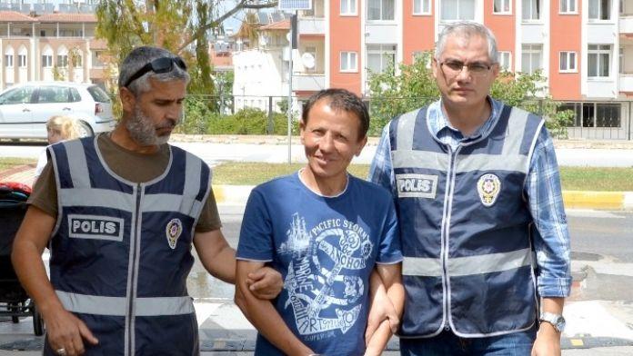 Uyuşturucu Taciri Manavgat'ta Yakalandı 14 Mayıs 2016 Cumartesi