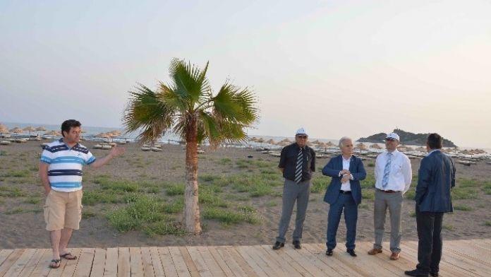 İztuzu Plajı'nda Dalçev'e Men Kararı Tebliğ Edildi
