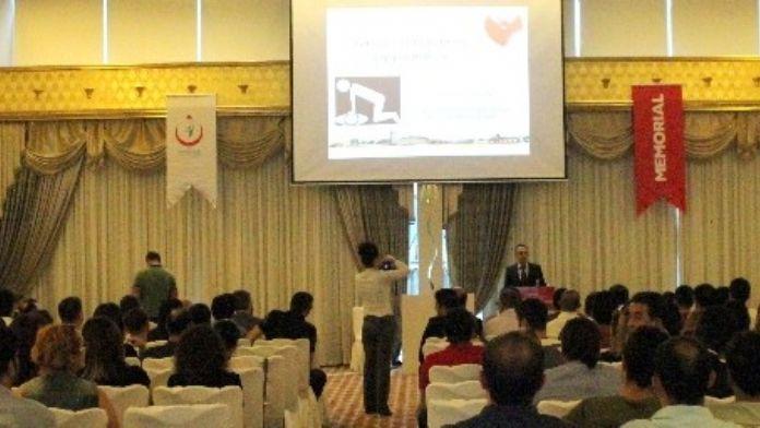 Diyarbakır'da Acil Tıp Toplantısı Düzenlendi