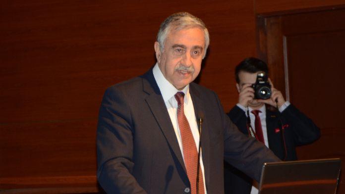 Akıncı: 2016 Kıbrıs için çözüm yılı olsun