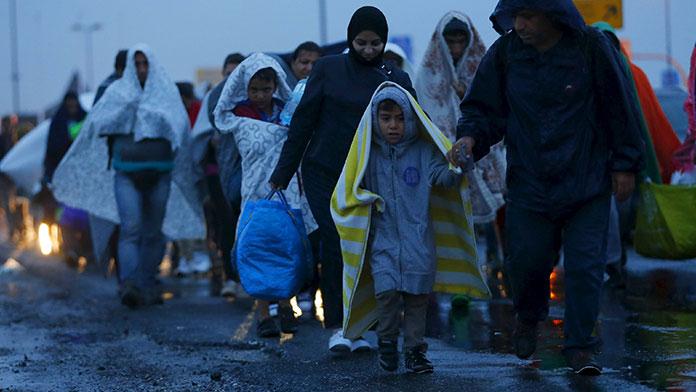 Almanya sığınmacılar için 93 milyar Euro ayırıyor