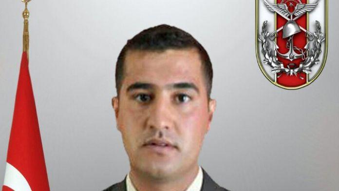 Şehit ateşi Hatay'a düştü 14 Mayıs 2016 Cumartesi