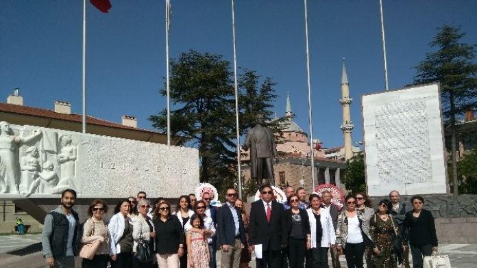 Eskişehir'de Eczacılık Günü Kutlaması