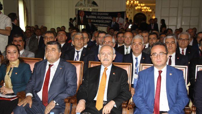 CHP Genel Başkanı Kılıçdaroğlu, Van'da: 14 Mayıs 2016 Cumartesi