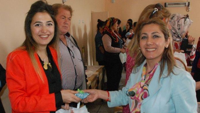 Mastöb Başkanı Cengiz, Atma Köyünü Ziyaret Etti