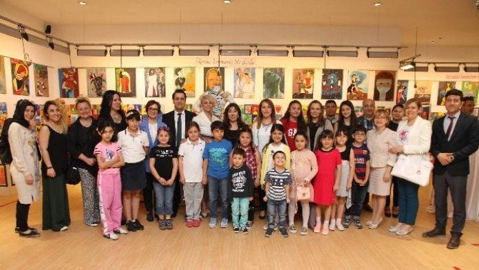 Özel Sanko Okulları Öğrencilerinin El Emekleri Sergileniyor