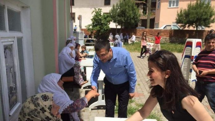 CHP Milletvekili Öz Köylülerin Çiftçiler Gününü Kutladı