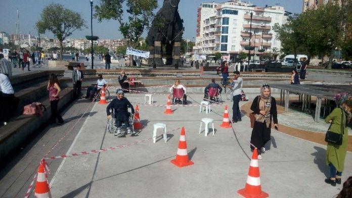 Engelliler İçin Farkındalık Etkinliği