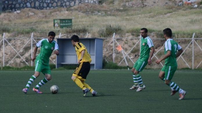 Arguvanspor Şampiyon Oldu