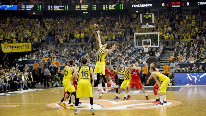 Fenerbahçe-CSKA Moskova maçından notlar