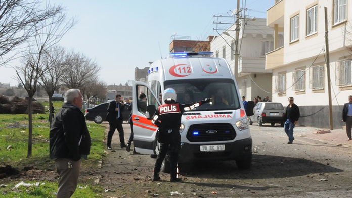 Silopi'de cisim patladı: 1 ölü, 3 yaralı