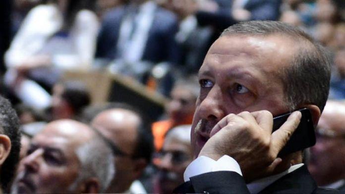 Erdoğan, Fikret Orman ve Şenol Güneş'i aradı