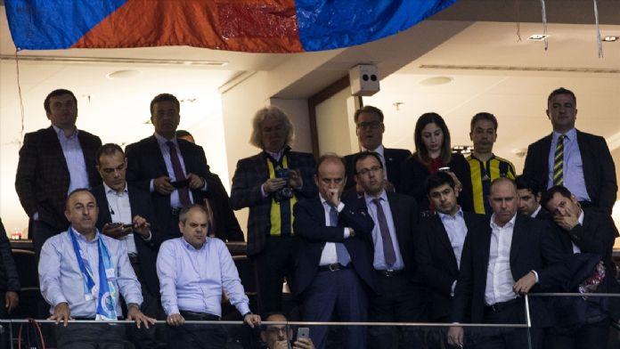 Fenerbahçe, Avrupa ikinciliğinde kaldı