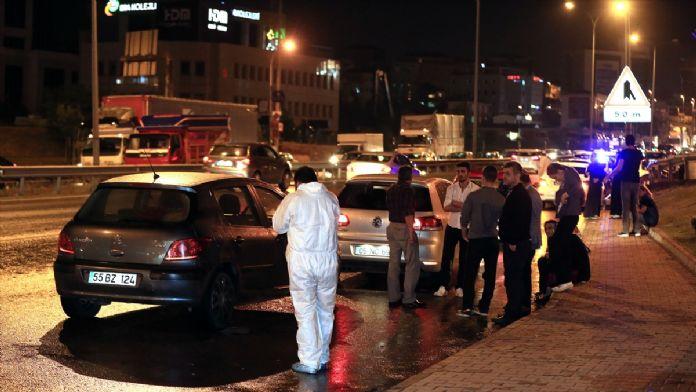 İstanbul'da patlama 16 Mayıs 2016 Pazartesi