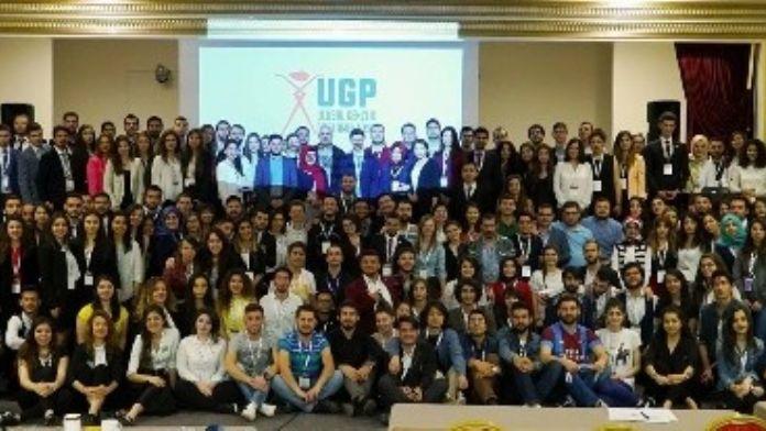 Ervak'ın Gençleri Erzurum'u Ulusal Gençlik Parlamentosu'nda Temsil Etti