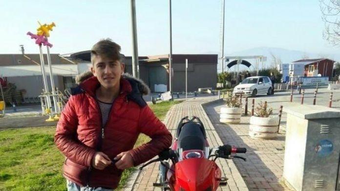 17 yaşındaki motosikletli genç öldü
