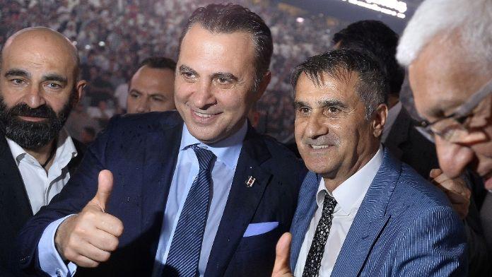 Beşiktaş'ta 3. Fikret Orman dönemi