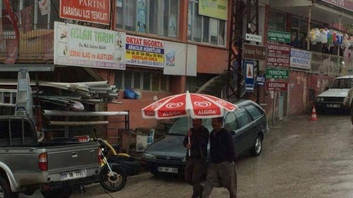 Adana'yı Yağmurlu Günler Bekliyor