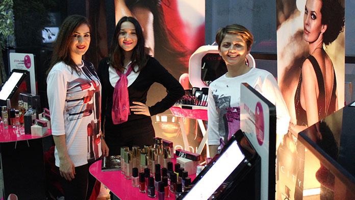 Vodafone ve Avon'dan kadınları güçlendirecek kampanya
