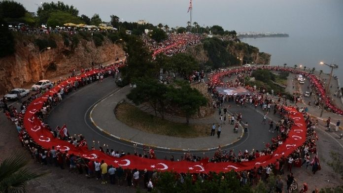 Antalya, 19 Mayıs Coşkusunu Muratpaşa'da Yaşayacak
