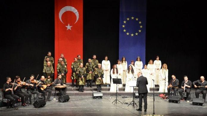 Antakya Medeniyetler Korosu'ndan Muhteşem Konser